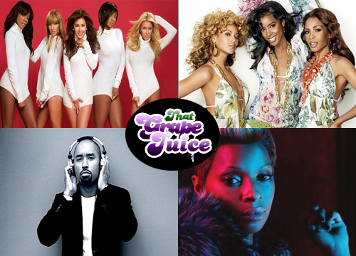 best u never 8 The Best You Never Heard: Danity Kane, Destinys Child, Johnta Austin, & Mary J. Blige