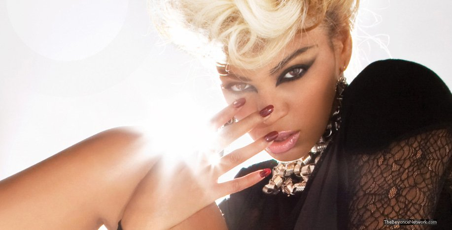 beyonce is fierce Hot Shots: More Of Beyonces Dereon Campaign