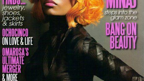 Hot Shot: Nicki Minaj Covers Today's Black Woman