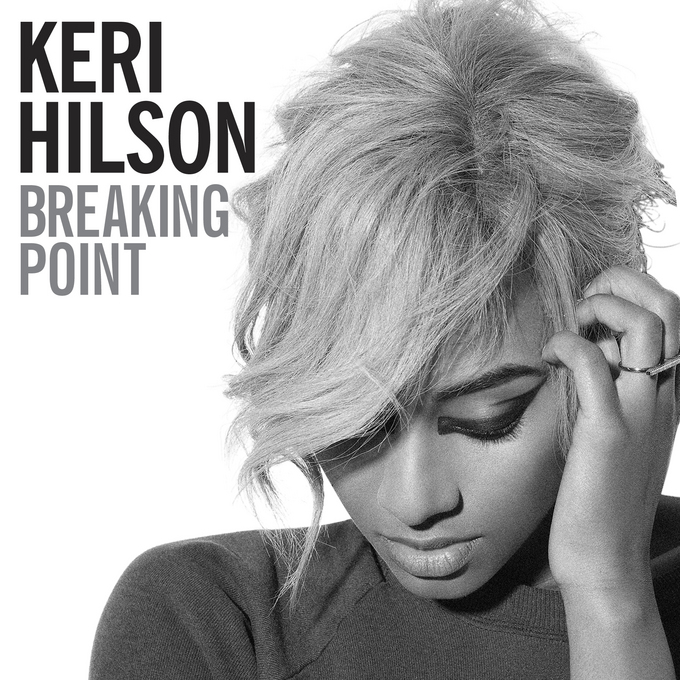 breaking Keri Hilsons Breaking Point Single Cover