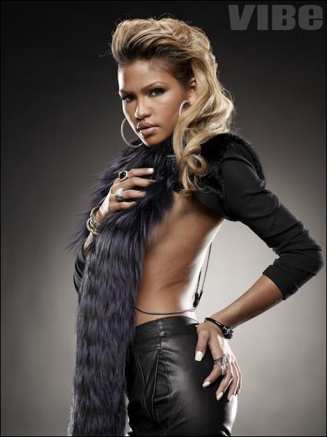 cassie1 Hot Shots: Cassie In VIBE