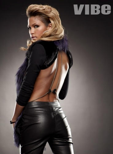 cassie2 Hot Shots: Cassie In VIBE