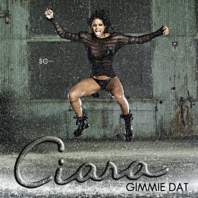 ciara gimme dat 1 Ciara Unveils New Gimme Dat Cover