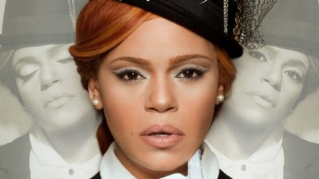 Faith Evans' 'Something About Faith' Cover