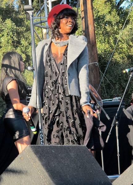 hill Lauryn Hill Performs Lost Ones At Rock The Bells