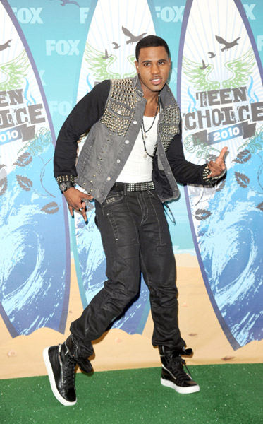 jasond Hot Shot: Jason Derulo Attends The Teen Choice Awards