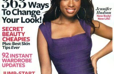 Jennifer Hudson Covers InStyle Magazine