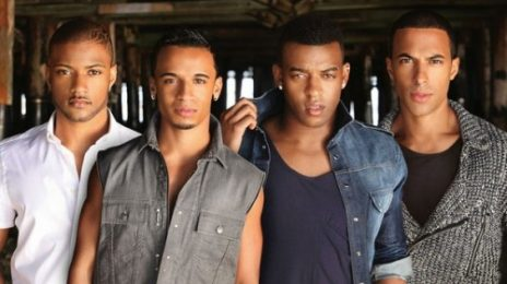 JLS Team Up With Shontelle For US Debut