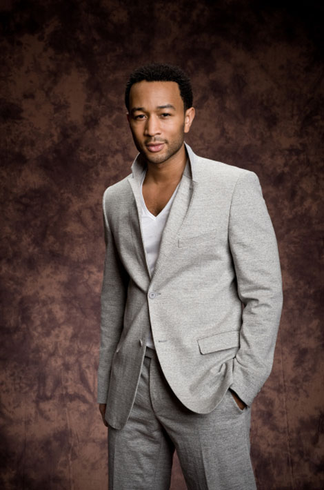 johnny1 John Legend, Common & Melanie Fiona Wake Up The Heroes