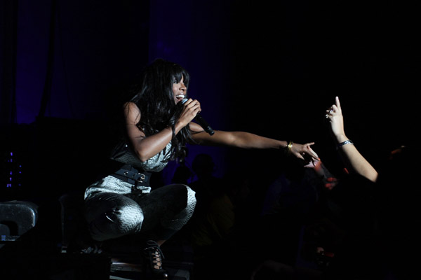 kel b Hot Shots: Kelly Rowland Rocks Beatstock