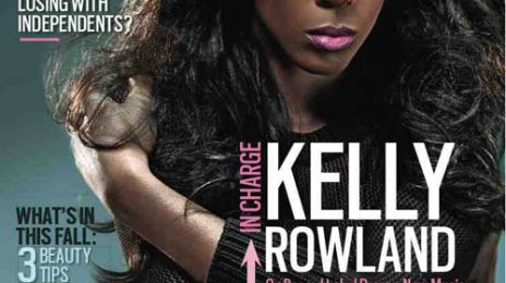 Kelly Rowland Covers JET
