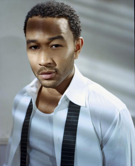 legend John Legend Performs At The Recording Academy Headquarters