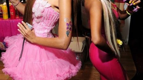 Hot Shot: Leona Lewis As Barbie