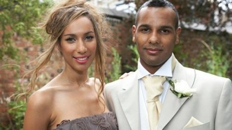 Hot Shot: Leona Lewis At Brother's Wedding