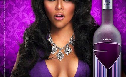 Lil' Kim's 'Purple' Promo Pic