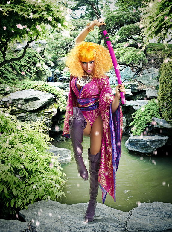 nicki New Song: Nicki Minaj   Check It Out (Ft. Will.i.am)