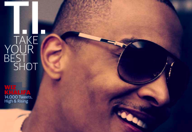Hot Shot: T.I. Covers RESPECT