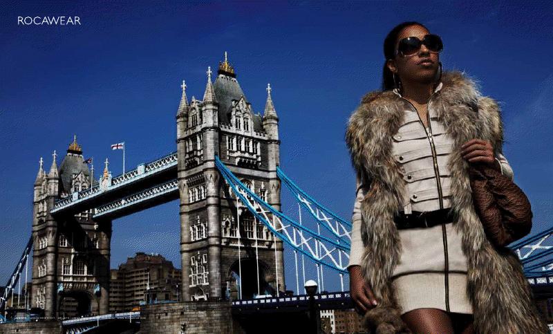 rock7 Hot Shots: Trey Songz & Melanie Fionas Rocawear Campaign