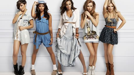 The Saturdays Perform For 'AOL Sessions'