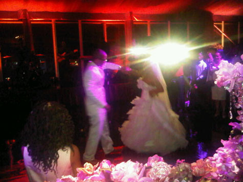 ti8 Hot Shots: T.I & Tinys Wedding
