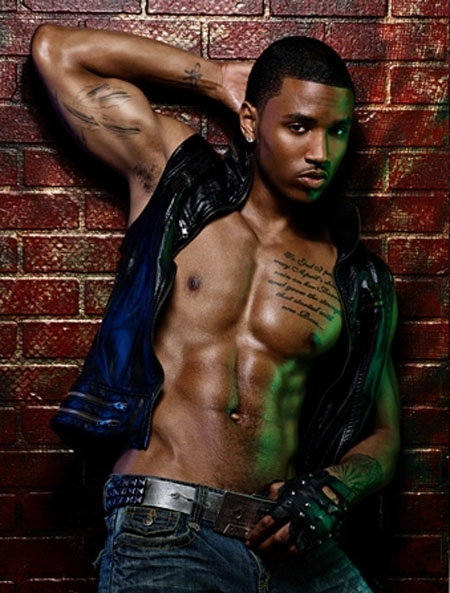 trey songz 3 Video: Trey Songz Gets Steamy On Stage