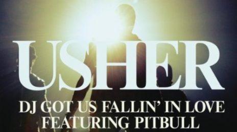 Sneak Peek: Usher - 'DJ Got Us Falling In Love' Video