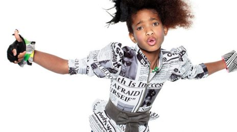 Willow Smith Brings the Heat to X Factor US, Performs 'FireBall'