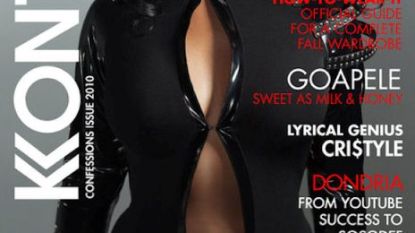 Hot Shot: Lil'Kim Covers Kontrol