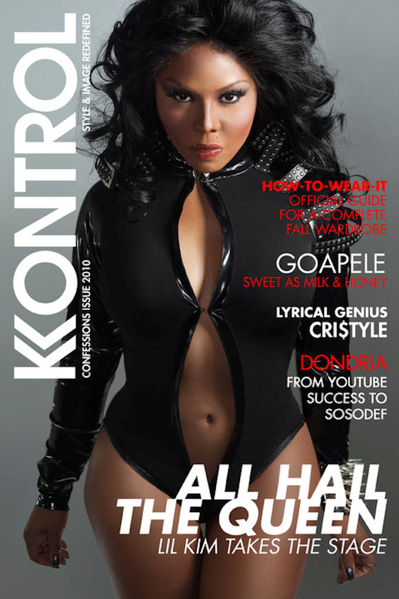 FINALVERSION Hot Shot: LilKim Covers Kontrol