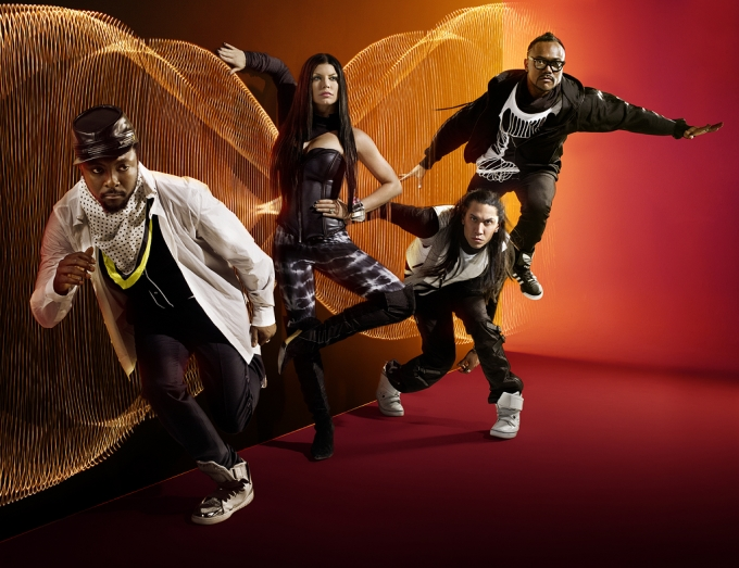 Black Eyed Peas Album Cover 2010. The Black Eyed Peas Reveal New