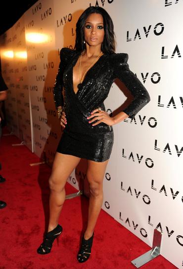 ciara Hot Shot: Ciara Spotted In New York