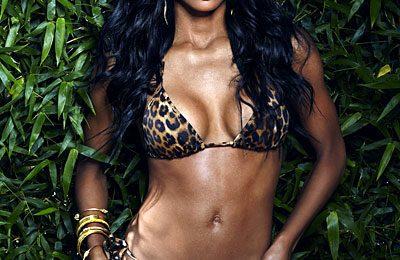 Hot Shots: Ciara Brings The Heat In Maxim