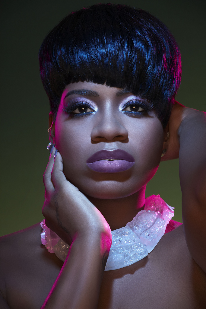 fantasia Fantasia Serves Collard Greens & Cornbread On Idol