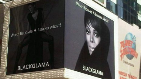 Hot Shot: Janet's 'Blackglama' Campaign Debuts In NYC