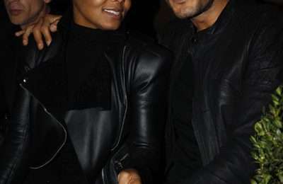 Hot Shots: Janet & Wissam (New Man) At Cavalli Show