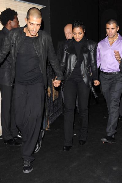 janet wissam e Hot Shots: Janet & Wissam (New Man) At Cavalli Show