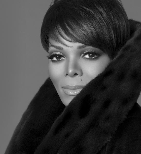 janet blackglama 4 Janet Jackson To Make Special Announcement Today!