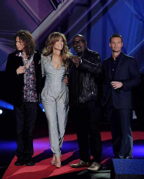 jlo idol 1 Hot Shots: New American Idol Judges Unveiled