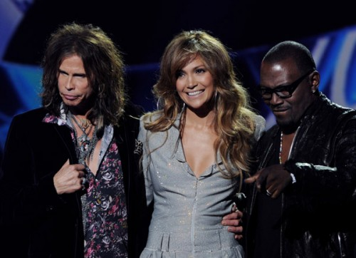 jlo idol 2 e1285204614610 Hot Shots: New American Idol Judges Unveiled