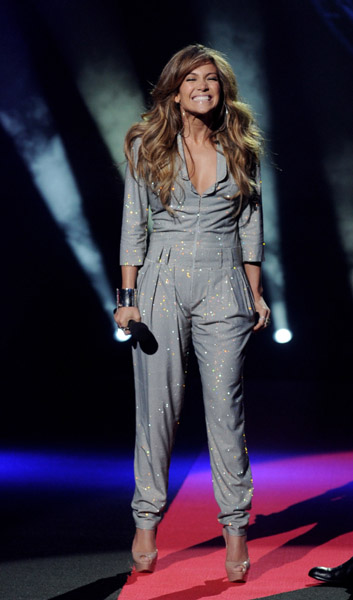 jlo idol 3 Hot Shots: New American Idol Judges Unveiled
