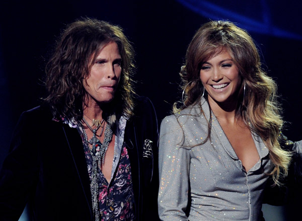 jlo tyler Hot Shots: New American Idol Judges Unveiled