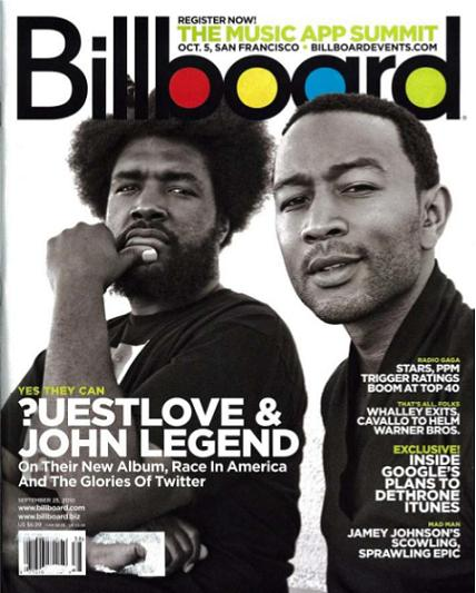 johnlegendbillboard John Legend & The Roots Perform On AOL Sessions