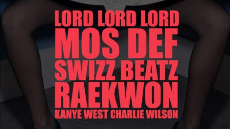 New Song: Kanye West - 'Lord Lord Lord (ft. Mos Def, Swizz Beatz, Raekwon, & Charlie Wilson)'