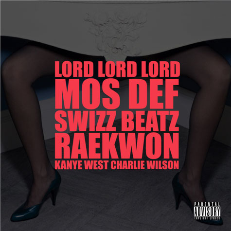 kanye lord lord lord New Song: Kanye West   Lord Lord Lord (ft. Mos Def, Swizz Beatz, Raekwon, & Charlie Wilson)