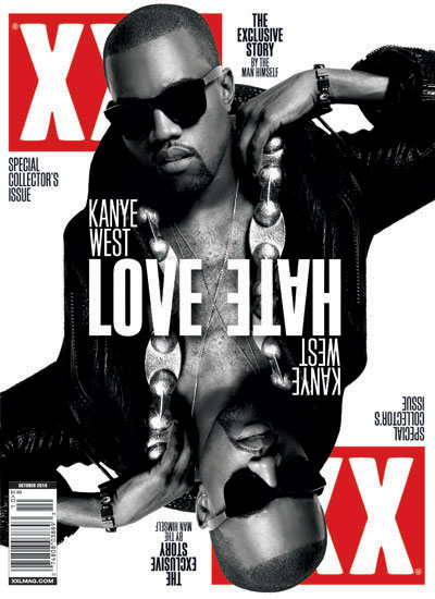 kanyexl Hot Shot: Kanye West Covers XXL