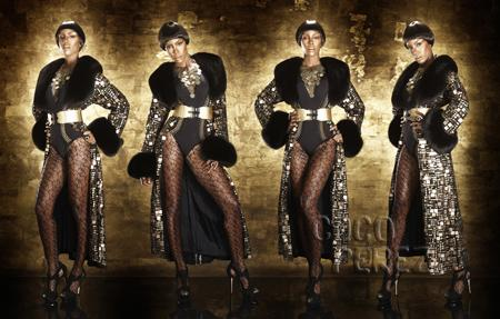 kelly 654 Hot Shots: Kelly Rowland Gets Fierce For YRB