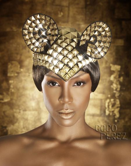 kelly work3 Hot Shots: Kelly Rowland Gets Fierce For YRB