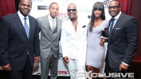 Hot Shot: Ludacris & Kelly Rowland At LudaDay Weekend