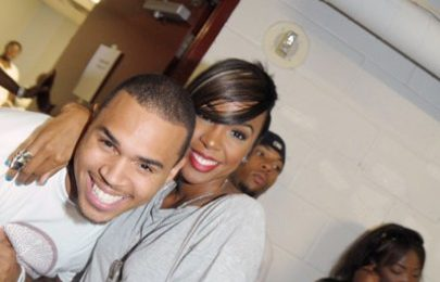 Hot Shots: Chris Brown, Kelly Rowland & More LudaDay Basketball Event