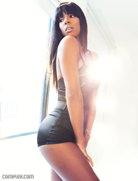 kellycom Hot Shots: Kelly Rowland Does Complex Magazine